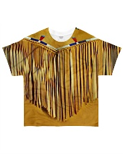 Tassels Yellow All-over T-Shirt thumbnail