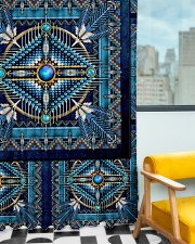 Native American Style Window Curtain - Blackout aos-window-curtains-blackout-50x84-lifestyle-front-01