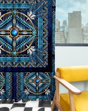 Native American Style Window Curtain - Blackout aos-window-curtains-blackout-50x84-lifestyle-front-03
