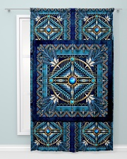 Native American Style Window Curtain - Blackout aos-window-curtains-blackout-50x84-lifestyle-front-04