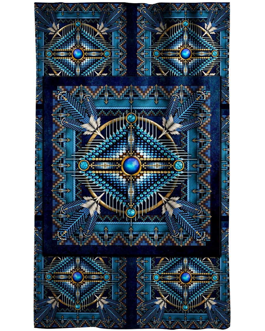 Native American Style Window Curtain - Blackout