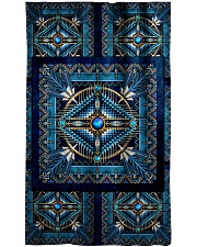 Native American Style Window Curtain - Blackout front
