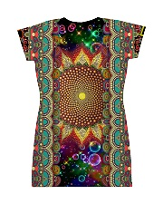 Hippie All-over Dress back