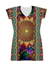 Hippie All-over Dress front