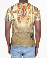 Native Pattern All-over T-Shirt aos-all-over-T-shirt-lifestyle-back-02