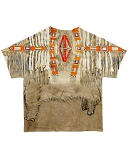 Native Pattern All-over T-Shirt back