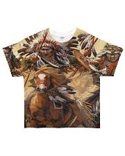 Native Battle All-over T-Shirt thumbnail