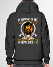MEMORY Hooded Sweatshirt garment-hooded-sweatshirt-back-04