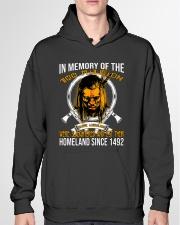 MEMORY Hooded Sweatshirt garment-hooded-sweatshirt-front-04