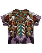 Purple Dreamcatcher All-over T-Shirt back