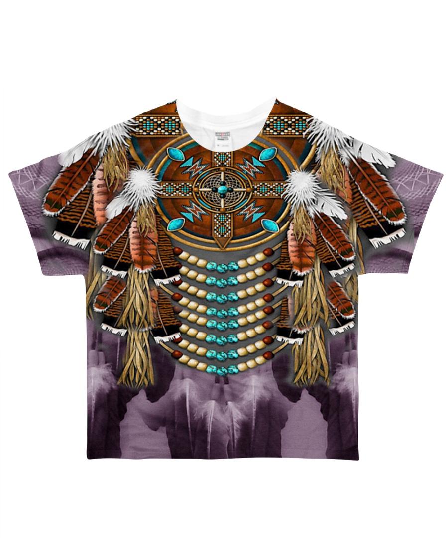 Purple Dreamcatcher All-over T-Shirt