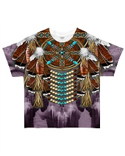 Purple Dreamcatcher All-over T-Shirt front