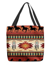 Horse Pattern All-over Tote thumbnail
