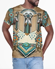 Native Pattern All-over T-Shirt aos-all-over-T-shirt-lifestyle-front-04
