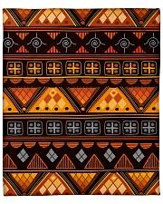 "Native Pattern Fleece Blanket - 50"" x 60"" thumbnail"