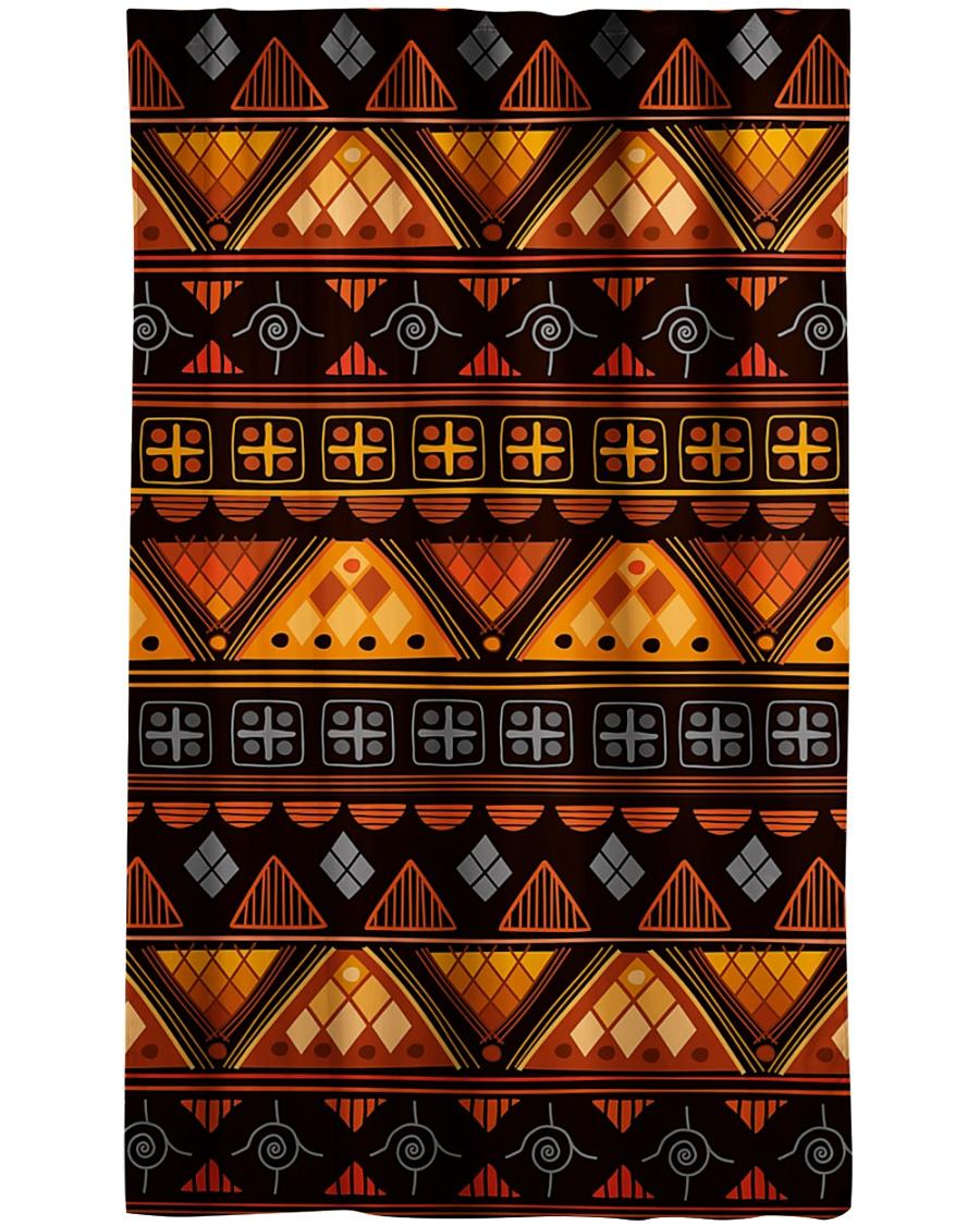 Native Pattern Window Curtain - Blackout