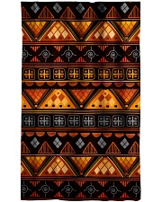 Native Pattern Window Curtain - Blackout front