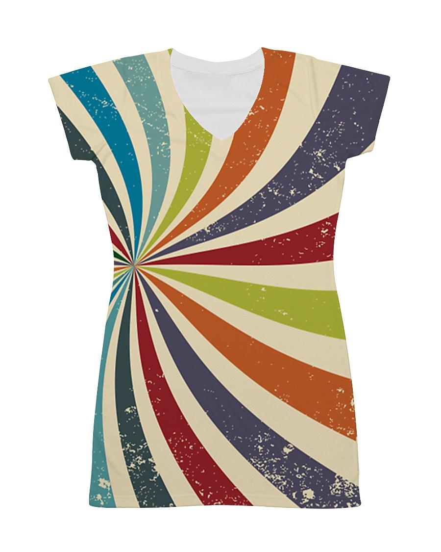 Hippie All-over Dress