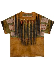 Yellow Moss  All-over T-Shirt back