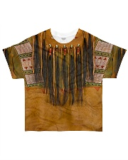 Yellow Moss  All-over T-Shirt front