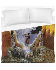 Animal Spirit Duvet Cover - King thumbnail