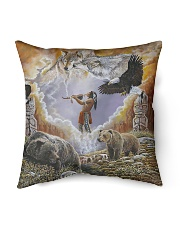 "Animal Spirit Indoor Pillow - 16"" x 16"" thumbnail"