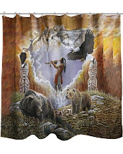 Animal Spirit Shower Curtain thumbnail