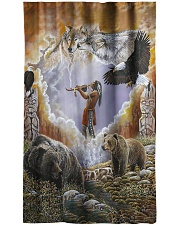 Animal Spirit Window Curtain - Sheer thumbnail