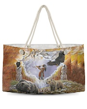 Animal Spirit Weekender Tote tile