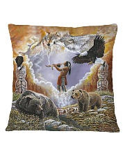 Animal Spirit Square Pillowcase thumbnail