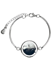 Jewelry 02 Metallic Circle Bracelet thumbnail