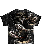 Angry Skull All-over T-Shirt back