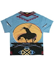 Native American All-over T-Shirt back