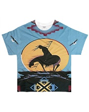Native American All-over T-Shirt front