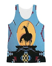 Native American All-Over Unisex Tank tile