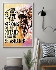 Brave and Strong 11x17 Poster lifestyle-poster-1