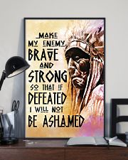 Brave and Strong 11x17 Poster lifestyle-poster-2
