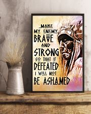 Brave and Strong 11x17 Poster lifestyle-poster-3