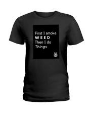 Frass Art Ladies T-Shirt thumbnail