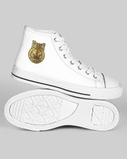Frass Art Men's High Top White Shoes aos-men-high-top-shoes-ghosted-white-outside-right-01