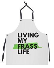 Living my Frass Life Apron thumbnail
