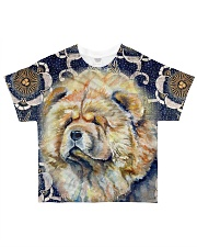 Perfect T shirt for Chow Chow lovers All-over T-Shirt front