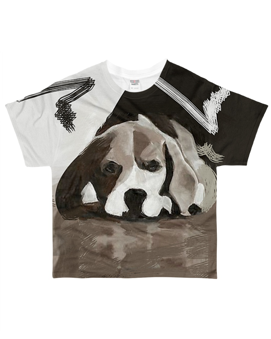 Beagle Tee All-over T-Shirt