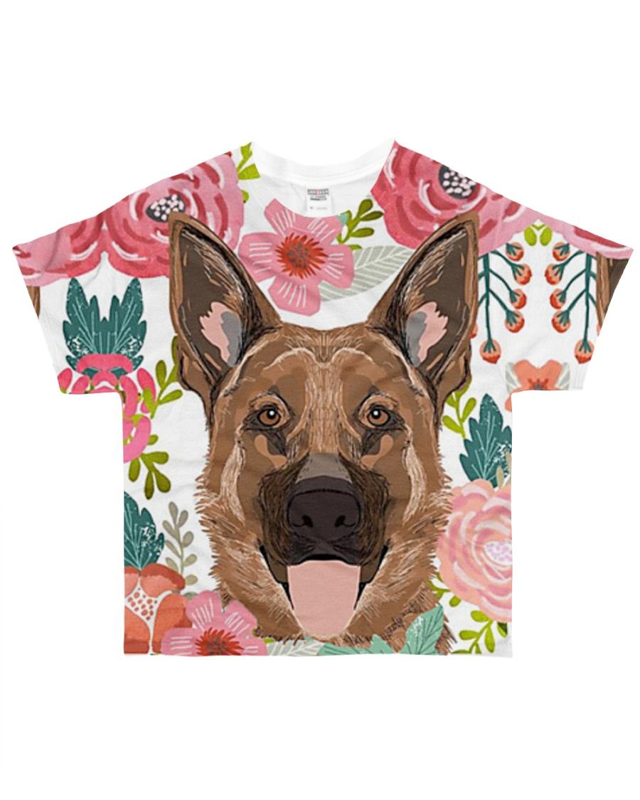 German Shepherd Tee All-over T-Shirt