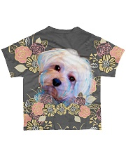 Perfect T shirt for Maltese lovers All-over T-Shirt back