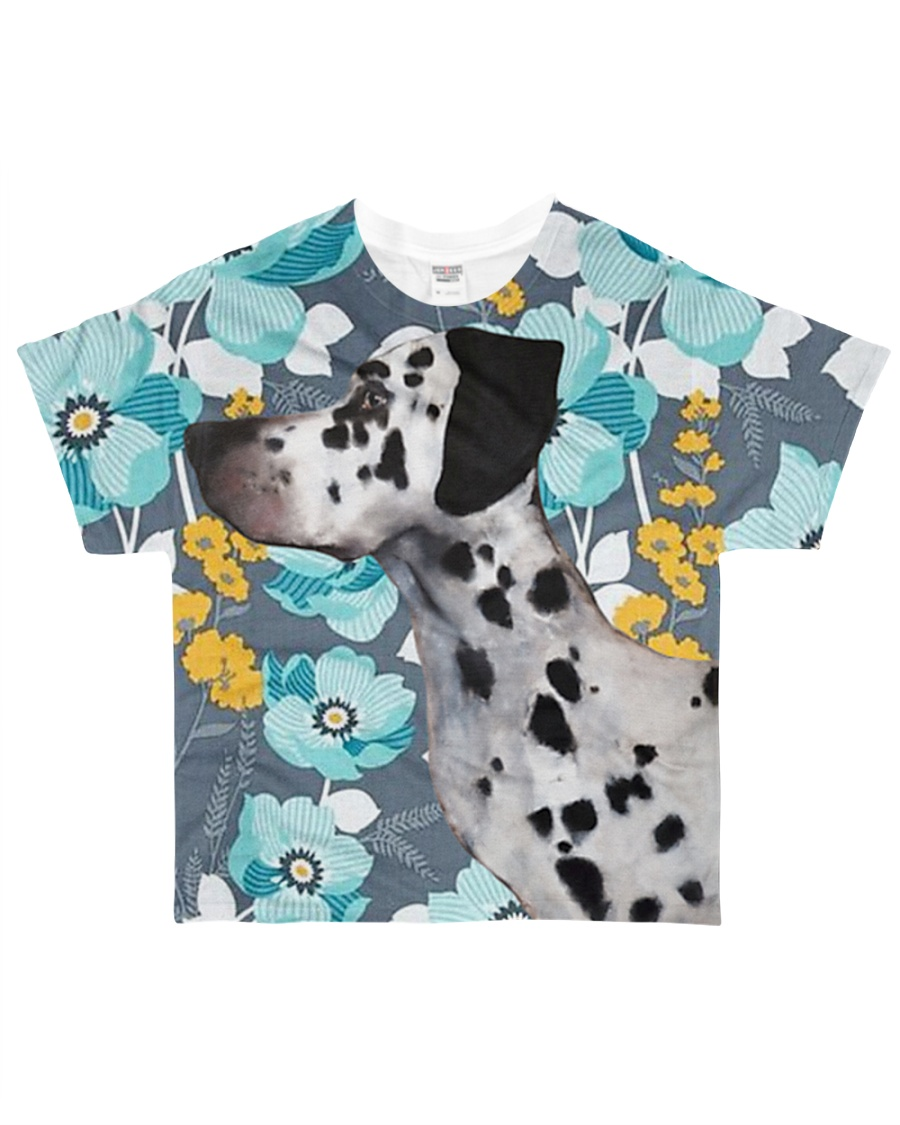 Dalmatian Tee All-over T-Shirt