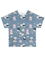 Perfect T shirt for Pomeranian lovers All-over T-Shirt front
