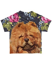 Perfect T shirt for Chow Chow lovers All-over T-Shirt back