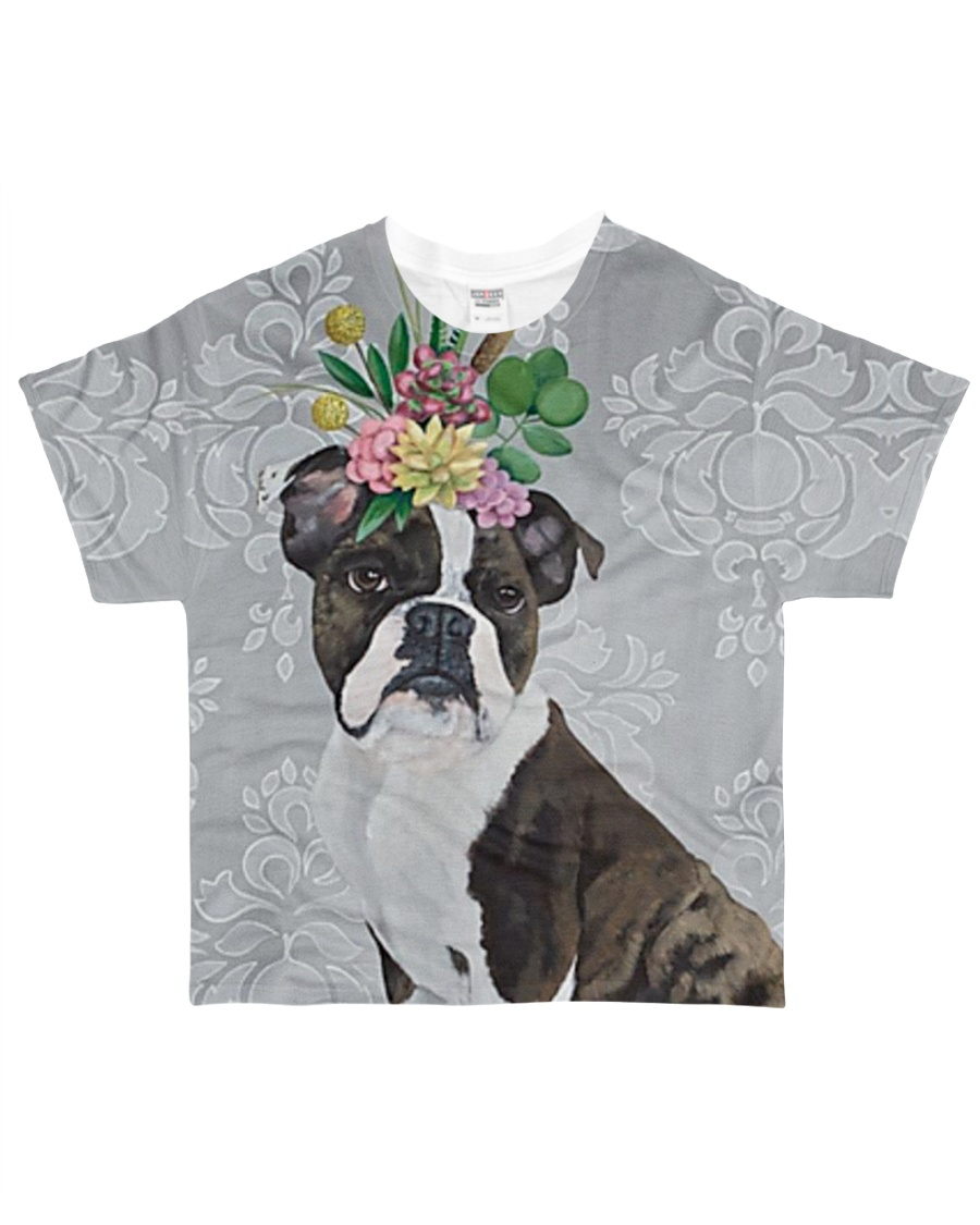 Boston Terrier Tee All-over T-Shirt