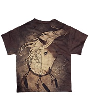 Perfect T shirt for Horse lovers All-over T-Shirt back